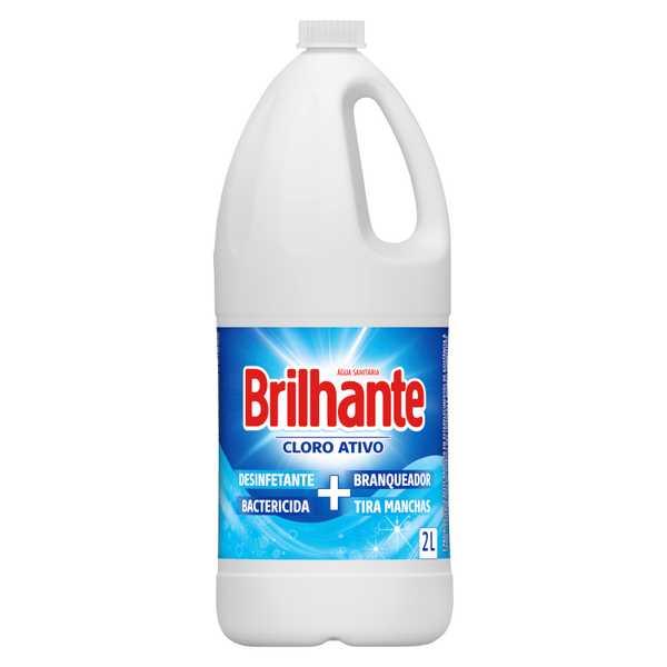 Água Sanitária Brilhante packshot