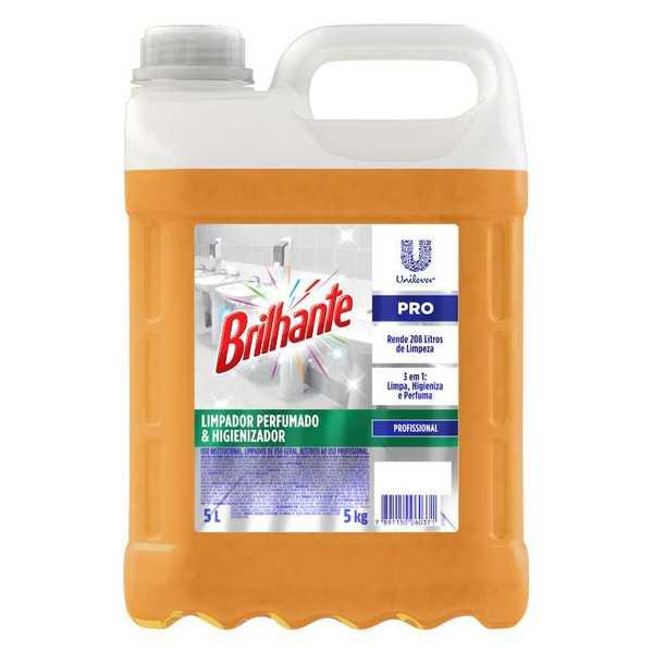 Desinfetante Brilhante Profissional packshot